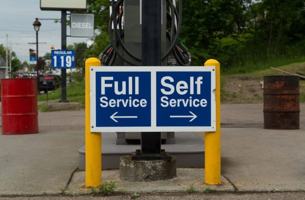 Full and Self Service Pumps