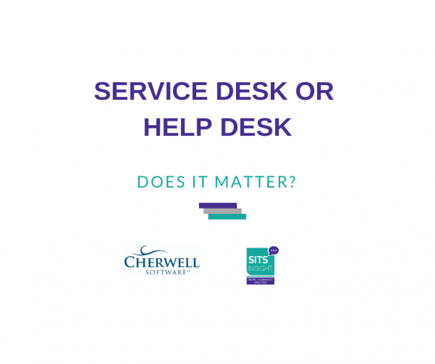 Service desk, helpdesk v2